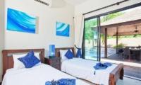 Villa Ploi Jantra Twin Bedroom | Nai Harn, Phuket