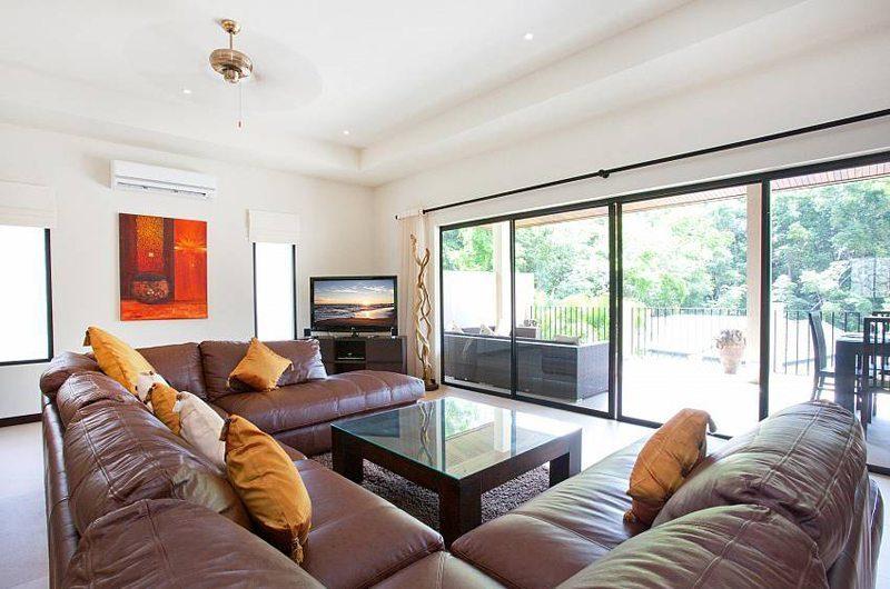 Villa Waew Opal Living Room   Phuket, Thailand
