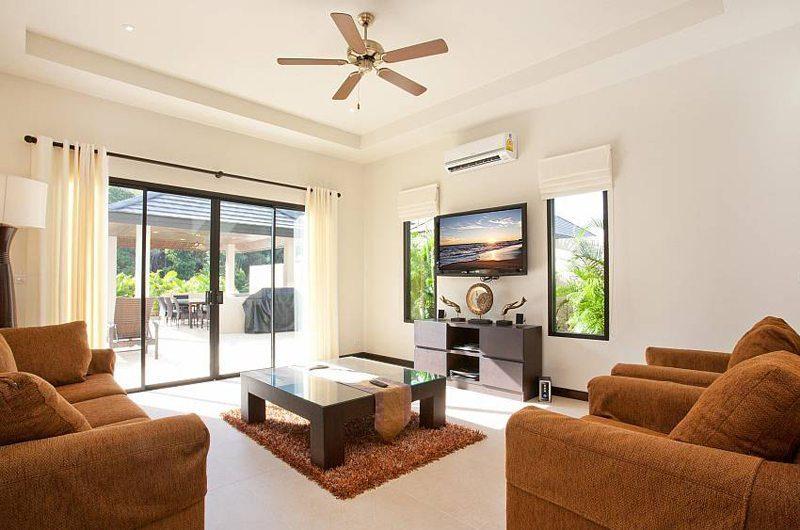 Villa Waew Opal Living Area   Phuket, Thailand