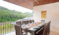 Villa Waew Opal Dining Area   Phuket, Thailand