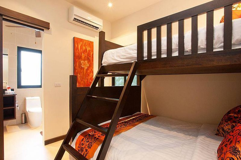 Villa Waew Opal Bunk Beds   Phuket, Thailand