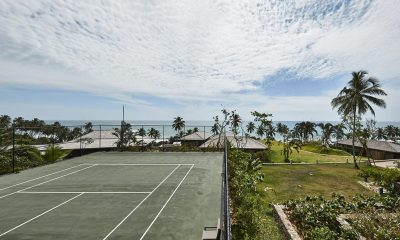 Ani Villas Sri Lanka Tennis Court | Dickwella, Sri Lanka