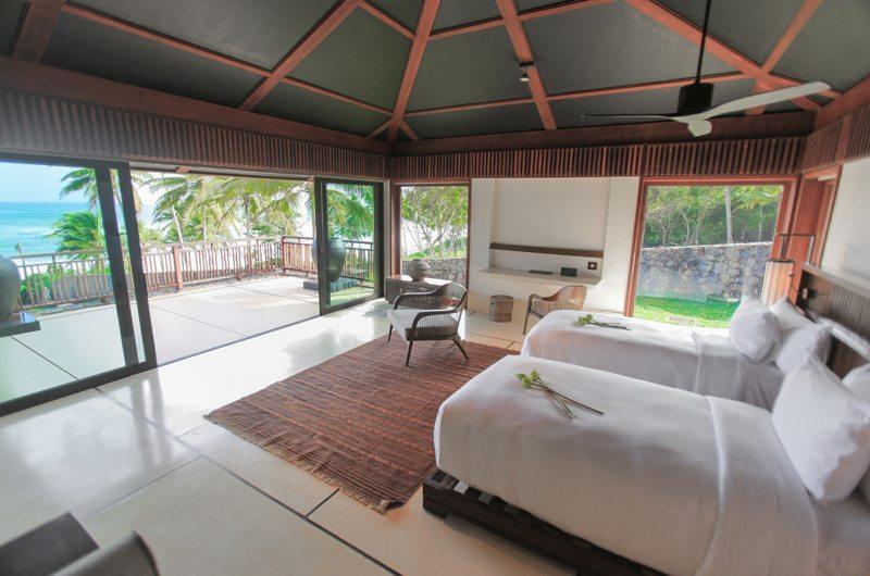 Ani Villas Sri Lanka Twin Bedroom | Dickwella, Sri Lanka