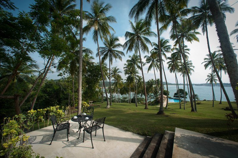 Claughton House Outdoor View | Dickwella, Sri Lanka
