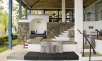 Claughton House Living Area | Dickwella, Sri Lanka