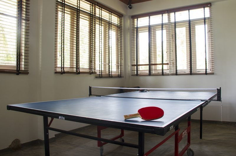 Claughton House Table Tennis | Dickwella, Sri Lanka