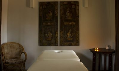 Claughton House Massage Bed | Dickwella, Sri Lanka