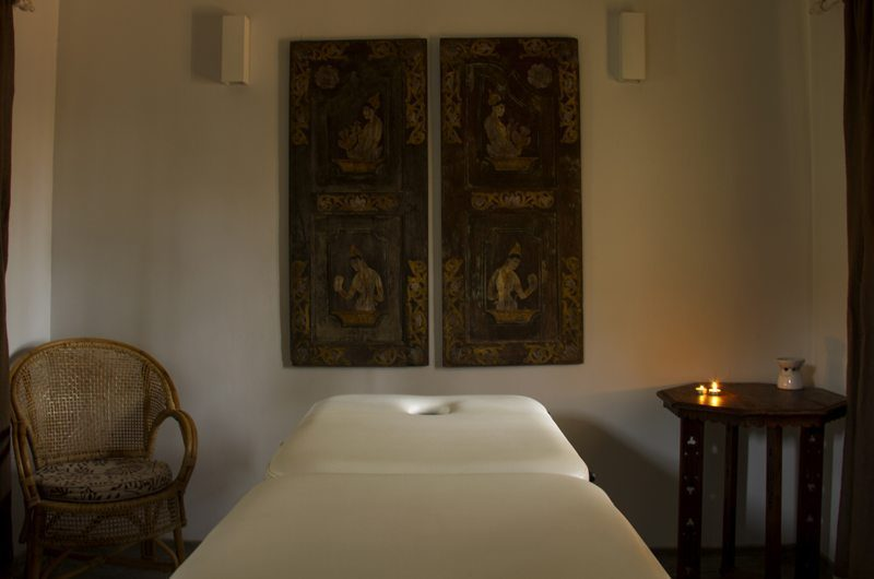 Claughton House Massage Bed | Dickwella, Sri Lanka