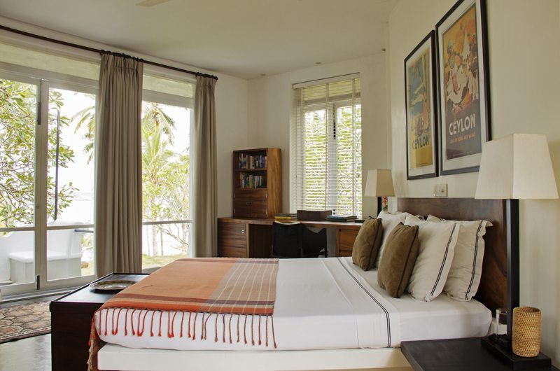 Claughton House Guest Bedroom | Dickwella, Sri Lanka