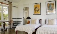 Claughton House Twin Bedroom | Dickwella, Sri Lanka