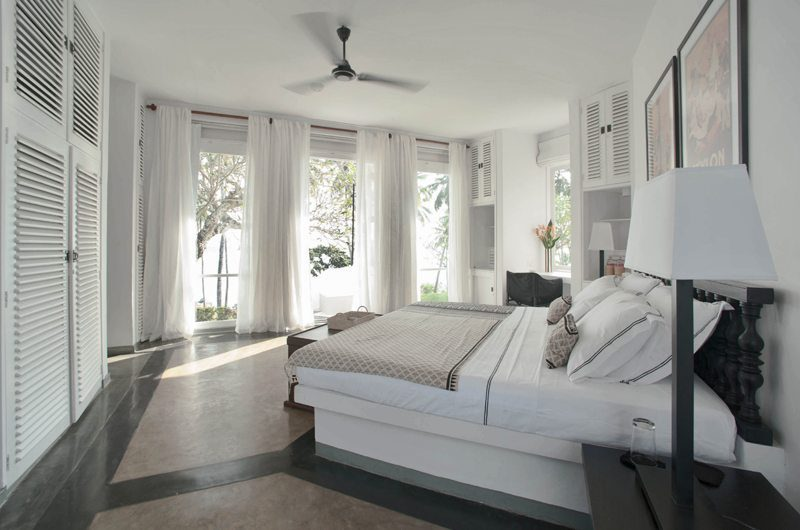 Claughton House Master Bedroom | Dickwella, Sri Lanka