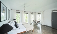 Claughton House Twin Beds | Dickwella, Sri Lanka