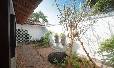 Claughton House Outdoor Bathroom | Dickwella, Sri Lanka