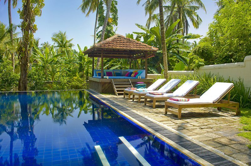 Coconut Grove Pool Side | Koggala, Sri Lanka