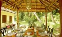 Coconut Grove Outdoor Dining | Koggala, Sri Lanka