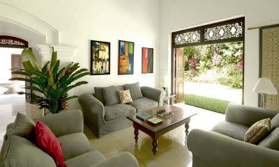 Coconut Grove Living Room | Koggala, Sri Lanka