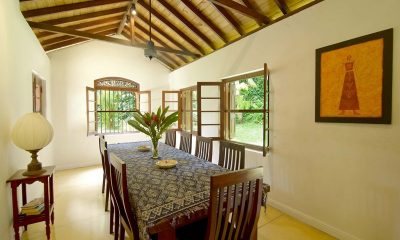 Coconut Grove Dining Area | Koggala, Sri Lanka
