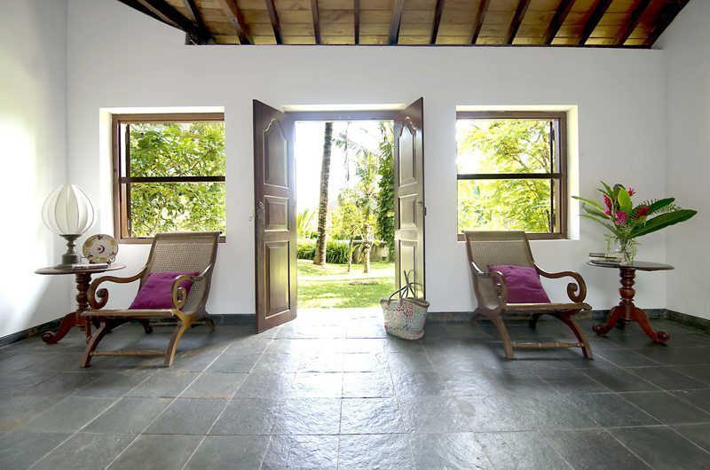 Coconut Grove Interior | Koggala, Sri Lanka