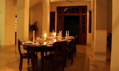 Lassana Kanda Dining Room | Galle, Sri Lanka