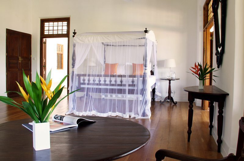Lassana Kanda Master Bedroom | Galle, Sri Lanka