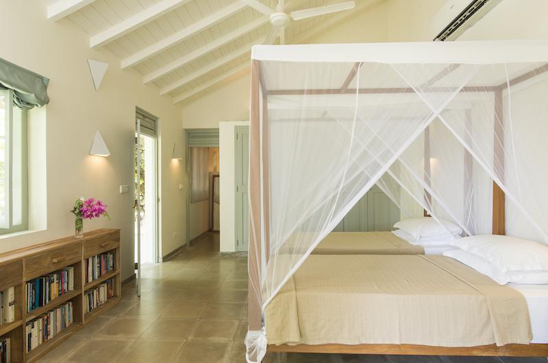 Suriyawatta Twin Bedroom Area | Weligama, Sri Lanka