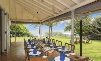 Suriyawatta Open Plan Dining Area | Weligama, Sri Lanka