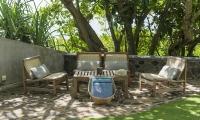 Suriyawatta Outdoor Seating | Weligama, Sri Lanka