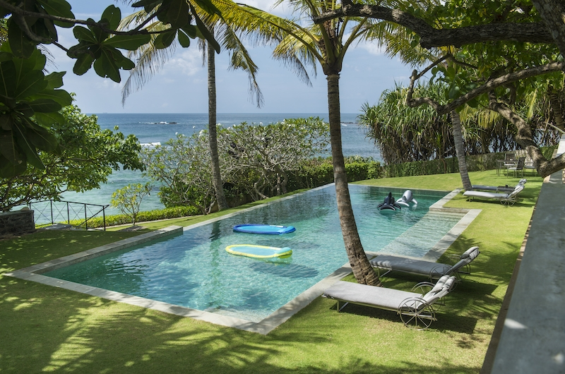 Suriyawatta Pool Area | Weligama, Sri Lanka