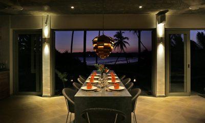 Talalla House Dining Area   Talalla, Sri Lanka