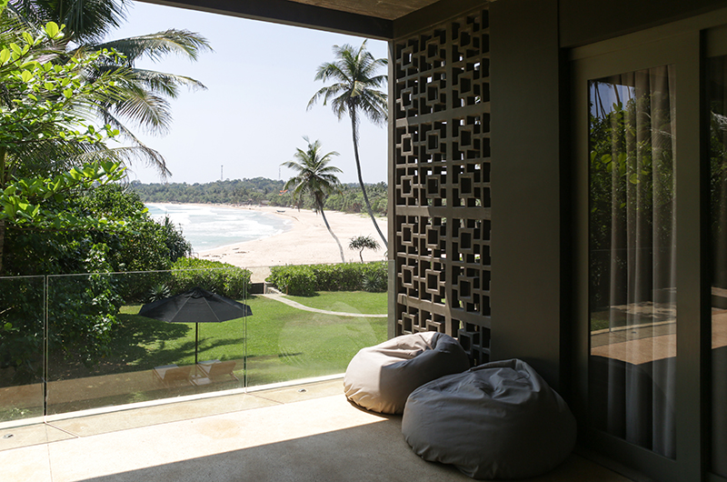 Talalla House Terrace | Talalla, Sri Lanka