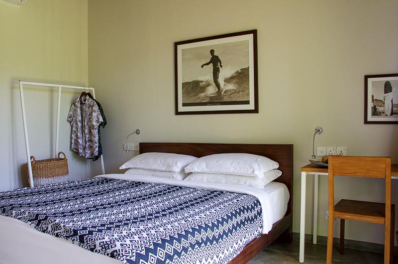 Talalla House Bedroom with Hangers | Talalla, Sri Lanka