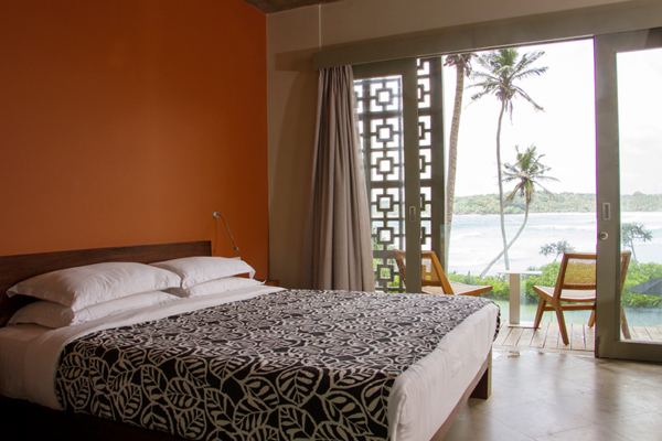 Talalla House Bedroom with Balcony | Talalla, Sri Lanka