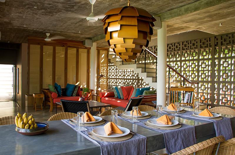 Talalla House Dining Table | Talalla, Sri Lanka