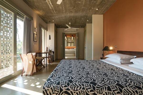 Talalla House Master Bedroom | Talalla, Sri Lanka