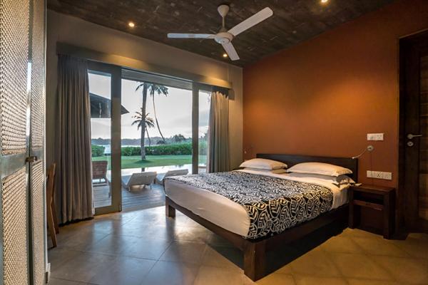 Talalla House Guest Bedroom | Talalla, Sri Lanka