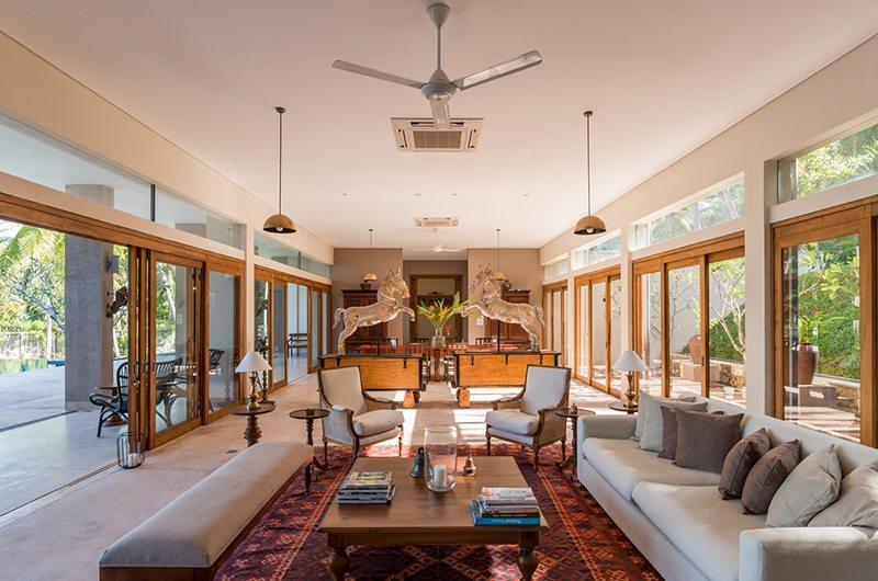 Villa Serendipity Living Room