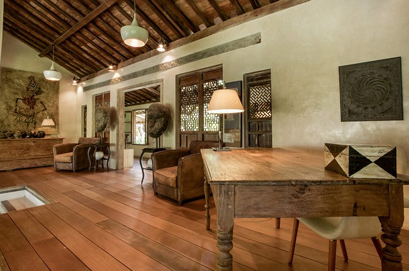 Villa Galante Seating   Umalas, Bali