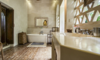 Villa Galante Open Plan Bathroom | Umalas, Bali