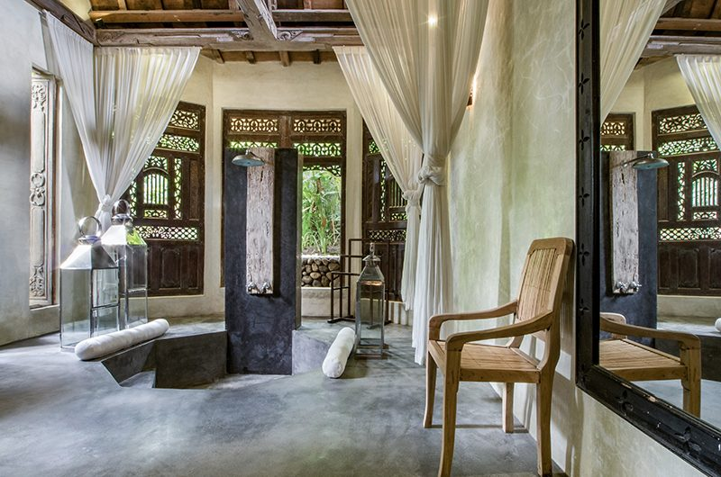 Villa Galante Bathroom with Shower | Umalas, Bali