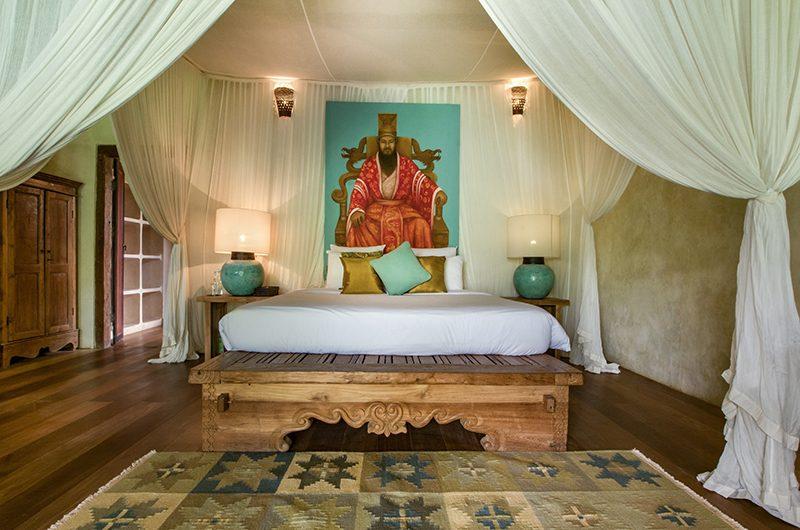 Villa Galante Master Bedroom Area   Umalas, Bali