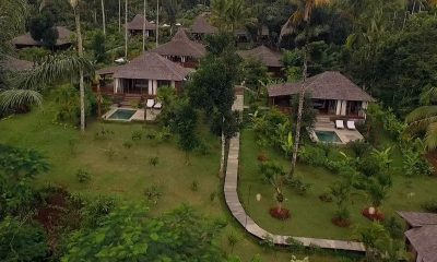 Villa Nag Shampa Bird's Eye View | Ubud Payangan, Bali