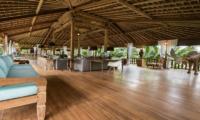 Villa Nag Shampa Indoor Living Area | Ubud Payangan, Bali