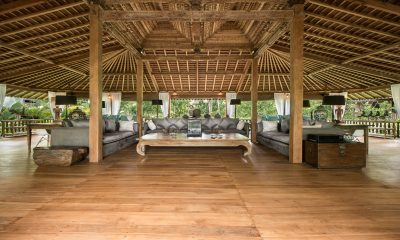 Villa Nag Shampa Living Area | Ubud Payangan, Bali