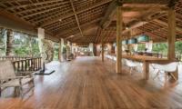 Villa Nag Shampa Dining Area | Ubud Payangan, Bali