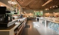 Villa Nag Shampa Kitchen | Ubud Payangan, Bali