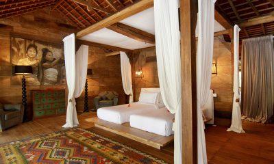 Villa Nag Shampa Bedroom One | Ubud Payangan, Bali