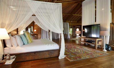 Villa Nag Shampa Bedroom Two | Ubud Payangan, Bali