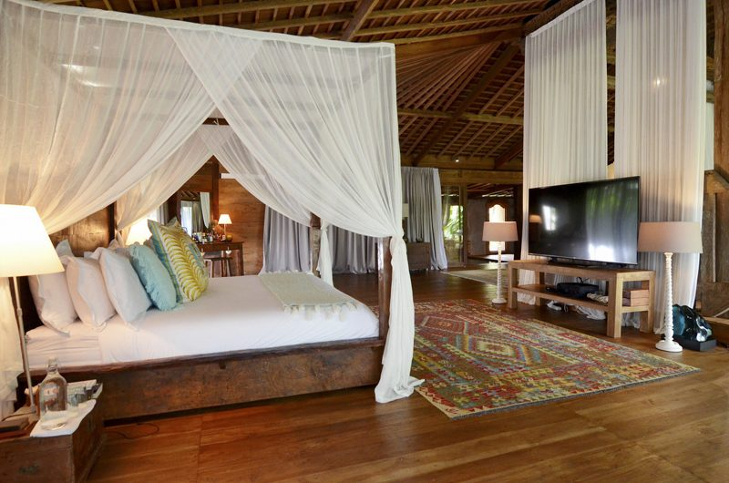 Villa Nag Shampa Bedroom Two | Ubud Payangan, Bali