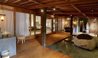 Villa Nag Shampa En-suite Bathroom Three | Ubud Payangan, Bali