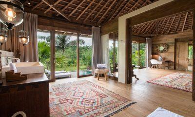 Villa Nag Shampa En-suite Bathroom Five | Ubud Payangan, Bali